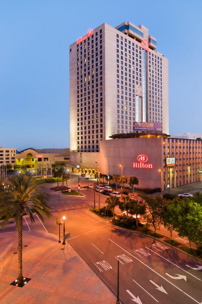 Hilton New Orleans Hotel